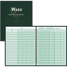 Ward Hubbard Comp Class Record Book