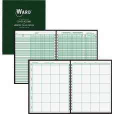 WARD Combination Class Record Plan Book