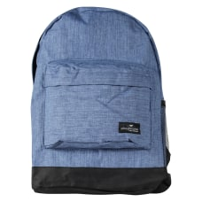 Playground Studytime Backpack BlueBlack