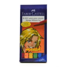Faber Castell Manga Pens Shonen 6