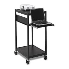 Bretford ECILS2 BK Compact Cart Steel