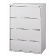 WorkPro 36 W Lateral 4 Drawer