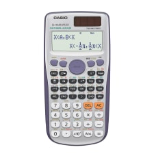 Casio fx 115ES Plus Scientific Calculator