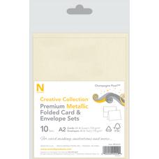 Neenah Creative Collection Metallic Card And