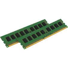 Kingston ValueRAM DDR3L kit 8 GB