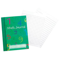 Learning Resources Math Journals 7 x