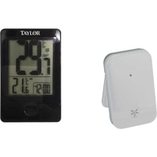 Taylor 1730 IndoorOutdoor Digital Thermometer with