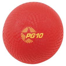 Champion Sports 10 Inch Playground Ball