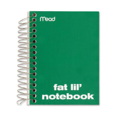Mead Fat Lil Notebook 200 Sheets