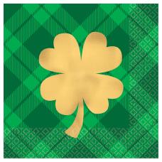 Amscan St Patricks Day 2 Ply