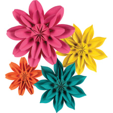 Teacher Created Resources Paper Flowers Beautiful