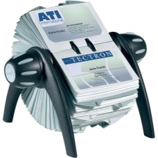VISIFIX Rotary Business Card File