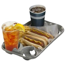 Pactiv 4 Cup Universal Carryout Trays