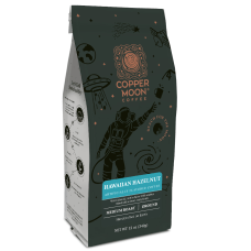 Copper Moon Coffee Ground Coffee Hawaiian