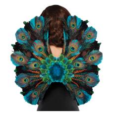 Amscan Peacock Feather Wings