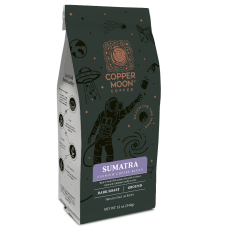 Copper Moon Coffee Ground Coffee Sumatra