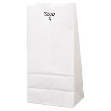 General Paper Grocery Bags 4 9
