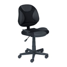 Z Line Designs Task Chair Black