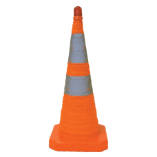 Aervoe Collapsible Safety Cone 28 Orange