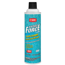 CRC HydroForce Professional Strength Aerosol Glass