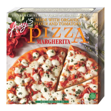 Amys Single Serve Margherita Pizza 13