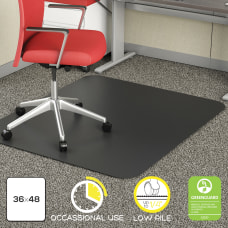 Deflect O Chair Mat For Industrial