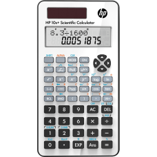 HP 10s Scientific Calculator 240 Functions