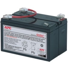 APC Replacement Battery Cartridge 3 Maintenance