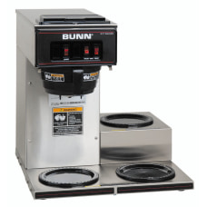 BUNN 12 Cup Low Profile Pourover