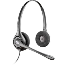 Plantronics SupraPlus Office Headset Stereo Quick