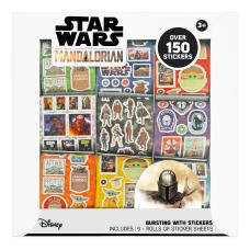 The Mandalorian Sticker Box Multicolor Pack