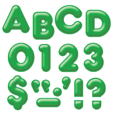 TREND Ready Letters 3 D 4