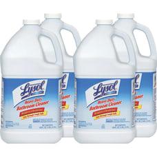 Lysol Citrus Floral Liquid 1 gal