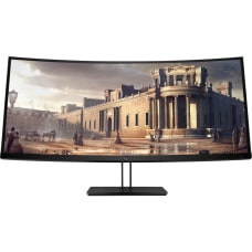 HP Business Z38c 375 WLED Curved
