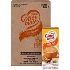 Nestl Coffee mate Liquid Creamer Hazelnut