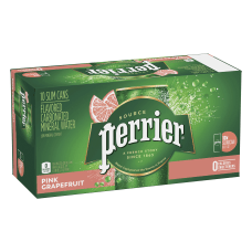 Perrier Slim Can Mineral Water 845