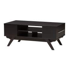 Baxton Studio Patrick Coffee Table Espresso