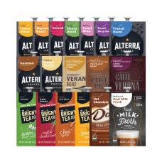FLAVIA Coffee ALTERRA Single Serve Freshpack