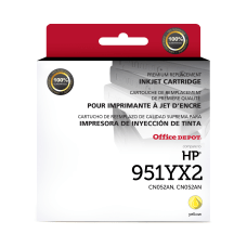 Clover Technologies Group OD951YX2 Remanufactured Yellow