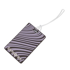 Samsonite ID Tags Designer Lavender Pack