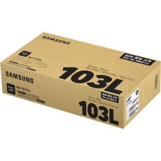 Samsung MLT D103L High Yield Black