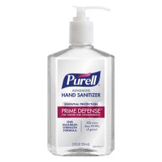 PURELL PRIME DEFENSE Advanced Hand Sanitizer