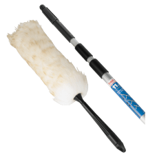 Unger Duster Telescoping Pole Kit Cream