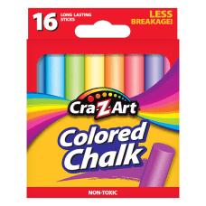 Cra Z Art Classic Colored Chalk