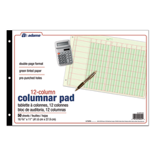 Adams Analysis Pad 11 x 16