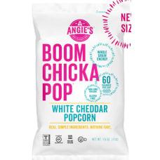 Angies BOOMCHIKAPOP White Cheddar Popcorn 15