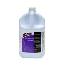 Scotchgard Pretreatment Cleaner Concentrate 1 Gallon