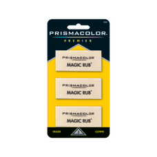 Prismacolor Magic Rub Vinyl Erasers Beige