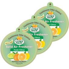 Citrus Magic Solid Air Freshener Solid