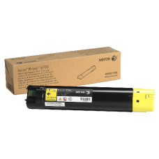 Xerox 106R01509 High Yield Yellow Toner